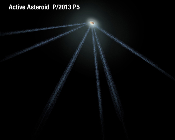 where did asteroids come from - photo #7